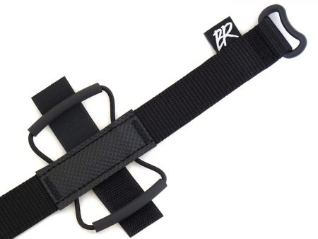 Backcountry Research Saddle-Mount Race-Strap for MTB