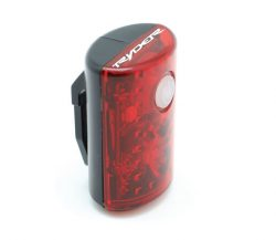 Ryder TRI LED USB Rechargeable Rear Light