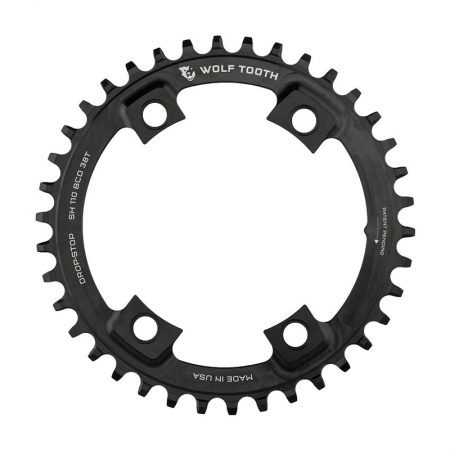 Wolf Tooth 110 BCD Asymmetric 4-Bolt for Shimano Cranks