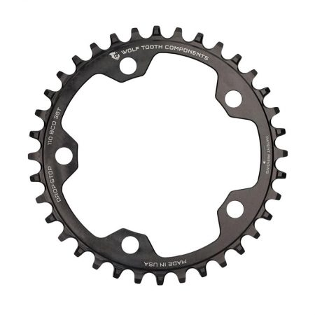 Wolf Tooth 110 BCD Cyclocross & Road Chainrings 36T