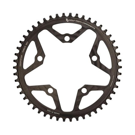 Wolf Tooth 110 BCD Cyclocross & Road Chainrings 50T
