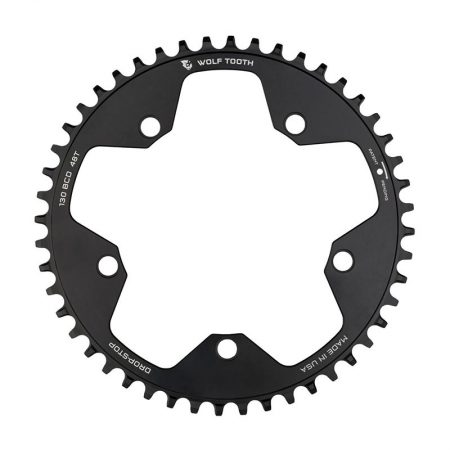 Wolf Tooth 130 BCD Road and Cyclocross Chain Rings
