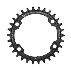 Wolf Tooth 96mm BCD Chain Rings for Shimano XT M8000 and SLX M7000 30T