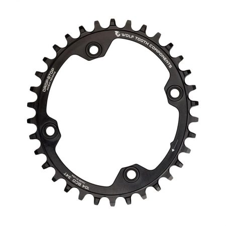 Wolf Tooth Elliptical 104 BCD Chain Rings 34T