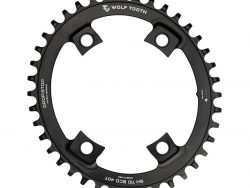Wolf Tooth Elliptical 110 BCD Asymmetric 4-Bolt Chain Ring